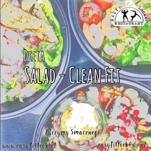DIETA SALAD- CLEAN FIT